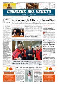 Corriere del Veneto Venezia e Mestre – 18 gennaio 2019