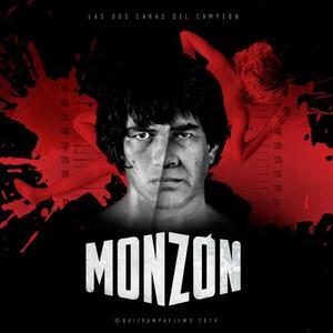 Sergei Grosny - Monzón, la serie (Banda Sonora Original) (2019)