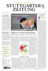 Stuttgarter Zeitung – 12. Mai 2020