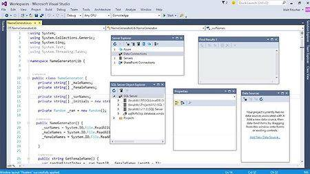 Visual Studio 2015 Essentials 02: Getting Comfortable with the IDE [repost]