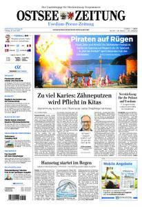 Ostsee Zeitung Wolgast - 22. Juni 2018