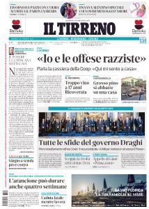 Il Tirreno Livorno - 14 Febbraio 2021