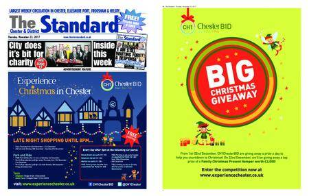 The Standard Chester & District – November 23, 2017
