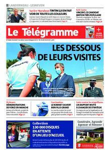 Le Télégramme Landerneau - Lesneven – 07 mai 2021