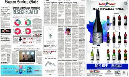 The Boston Globe – August 05, 2018