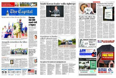 The Capital – May 29, 2018