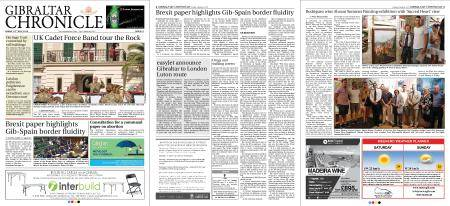 Gibraltar Chronicle – 13 July 2018