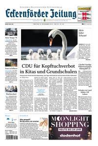 Eckernförder Zeitung - 22. November 2019
