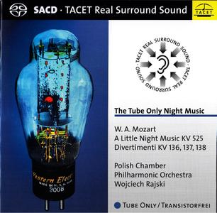 Chicago Symphony Orchestra, Wojciech Rajski - Mozart: The Tube Only Night Music (2005) [SACD] PS3 ISO