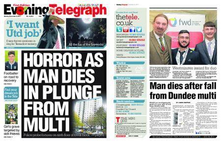 Evening Telegraph First Edition – November 06, 2017