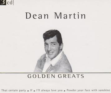 Dean Martin - Golden Greats (2002) {3CD Box Set}
