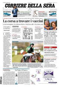 Corriere della Sera - 12 Aprile 2021