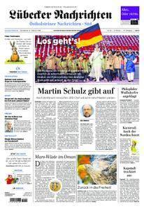 Lübecker Nachrichten Ostholstein Süd - 10. Februar 2018