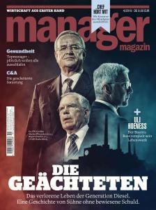 Manager Magazin - April 2019