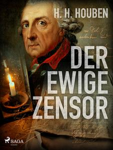 «Der ewige Zensor» by Heinrich Hubert Houben
