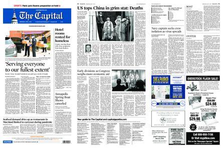 The Capital – April 01, 2020