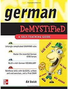 German Demystified: A Self Teaching Guide [Repost]