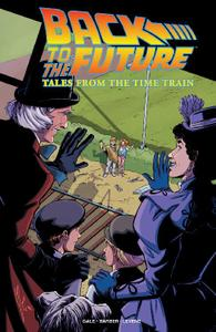 IDW-Back To The Future Tales From The Time Train 2020 Hybrid Comic eBook