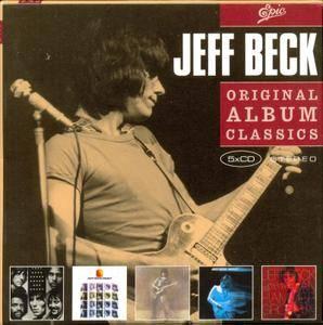 Jeff Beck - Original Album Classics (2008) [5CD Box Set]