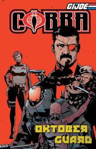 IDW-G I Joe Cobra Oktober Guard 2013 Hybrid Comic eBook