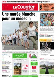 Le Courrier de l'Ouest Cholet – 19 juillet 2019