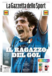 La Gazzetta dello Sport Roma – 11 dicembre 2020