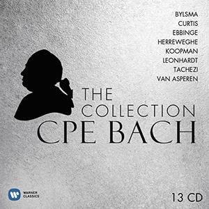 Carl Philipp Emanuel Bach - C.P.E. Bach: The Collection (2014) (13 CDs Box Set)