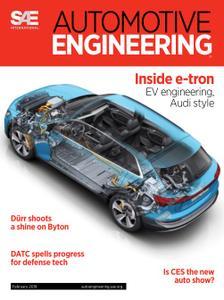 Automotive Engineering - February 2019