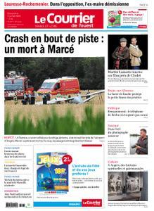 Le Courrier de l'Ouest Angers – 05 juillet 2020