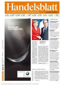 Handelsblatt - 17. September 2015