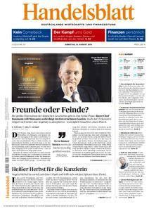 Handelsblatt - 16. August 2016
