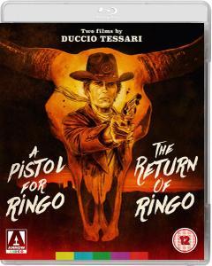 A Pistol For Ringo (1965) + The Return of Ringo (1965)
