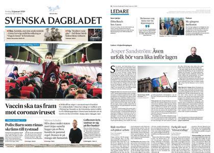 Svenska Dagbladet – 24 januari 2020