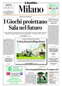 la Repubblica Milano – 23 giugno 2019