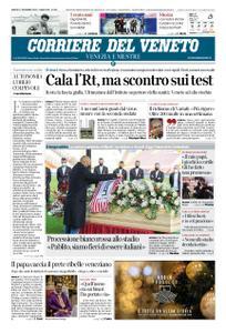 Corriere del Veneto Venezia e Mestre – 12 dicembre 2020