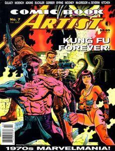 Comic Book Artist 07