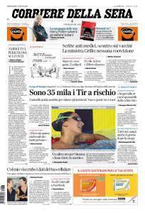 Corriere della Sera - 8 Agosto 2018