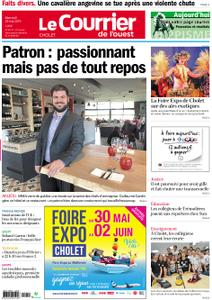 Le Courrier de l'Ouest Cholet – 29 mai 2019