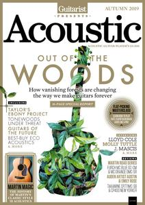 Guitarist Presents: Acoustic – October 2019