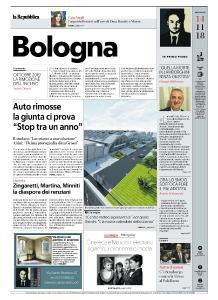 la Repubblica Bologna - 14 Novembre 2018