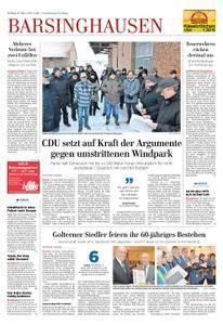 Barsinghausen/Wennigsen - 19. März 2018