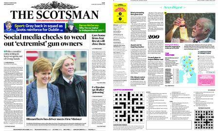 The Scotsman – March 06, 2018
