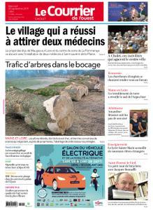 Le Courrier de l'Ouest Cholet – 25 septembre 2019