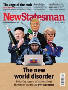 New Statesman - 21 - 27 July 2017