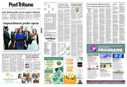 Post-Tribune – September 25, 2019