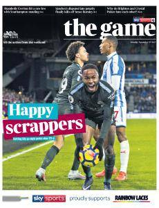 The Times - The Game - 27 November 2017