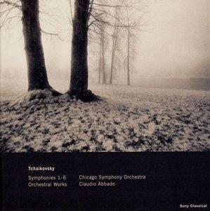 Tchaikovsky - Symphonies, Orchestral Works (Claudio Abbado) [2002]