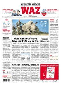 WAZ Westdeutsche Allgemeine Zeitung Oberhausen-Sterkrade - 21. März 2018