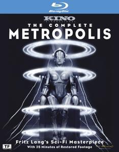 Metropolis (1927) + Extras