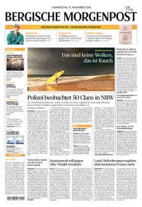 Solinger Morgenpost – 15. November 2018